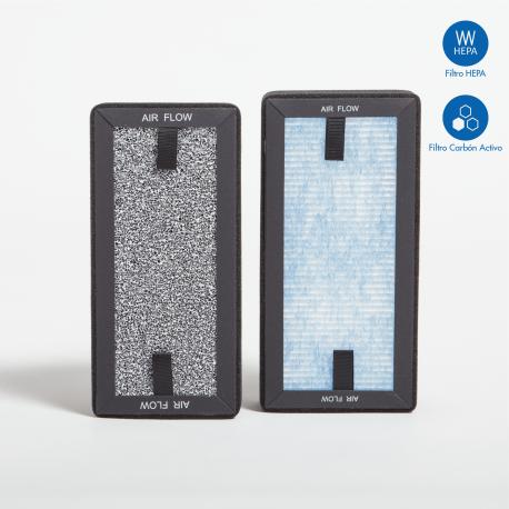 Kit recambio filtros y UV Purificador...