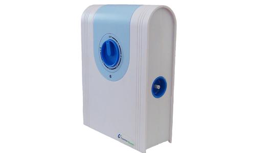 Desinfección de peluches con un ozonizador