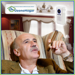Eliminar olor a tabaco con un ozonizador de aire - Eliminar olor de tabaco en casa ...
