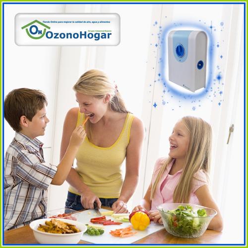 Generadores de ozono para el agua