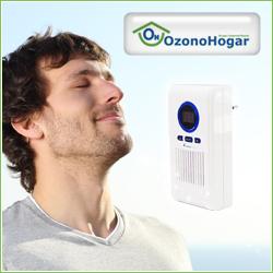 Generadores de ozono para el hogar.