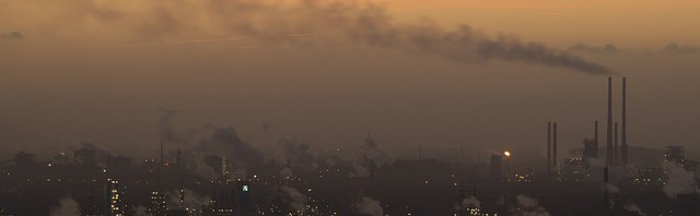Importancia de respirar un aire limpio