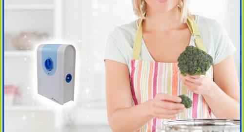 Utilidades de los generadores de ozono de aire y agua